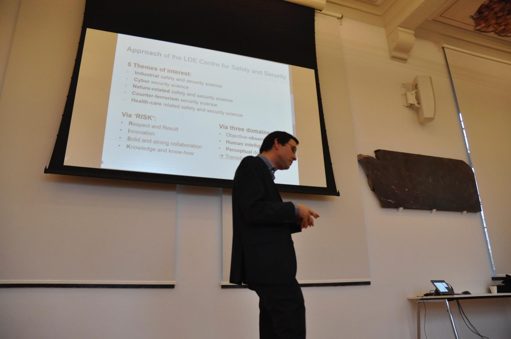 Professor Genserik Reniers TU Delft