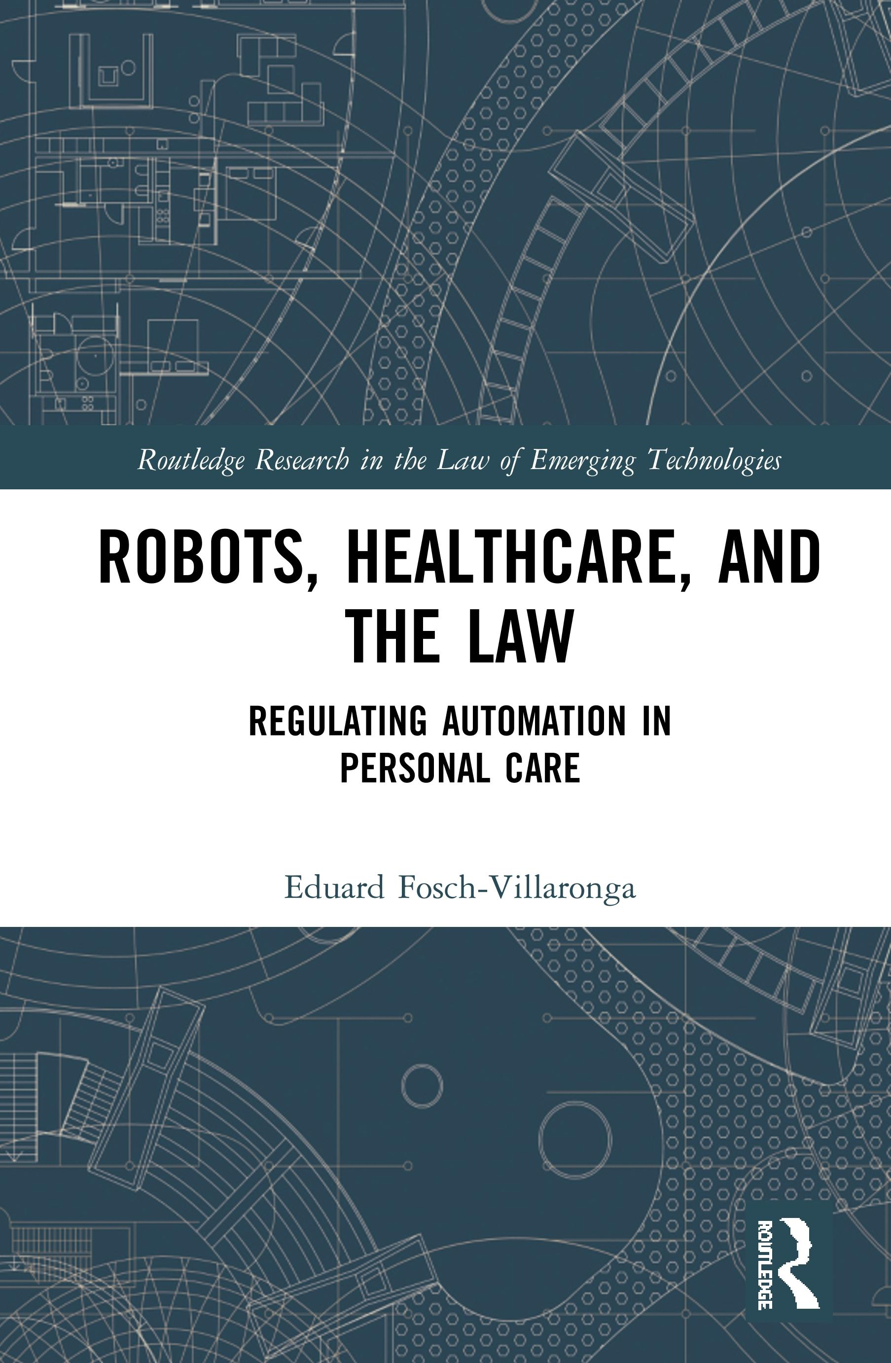 healthcare, robots and the law
